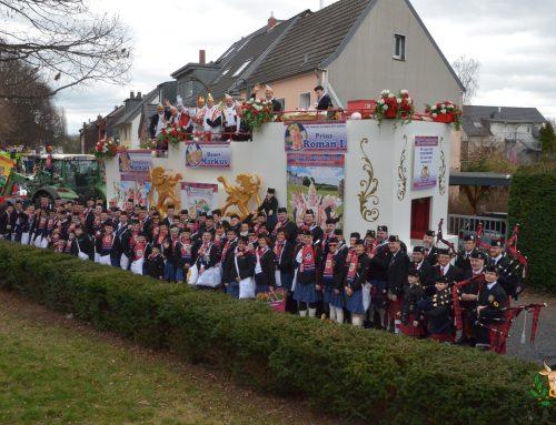 Das große Finale: Rosenmontag in Loor